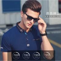 2018夏季新款男式T恤 男士短袖polo衫