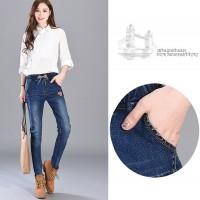 潮牛伍女装牛仔裤-电商专供/设计生产销售-一件代发